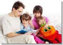 Читаем вслух всей семьей