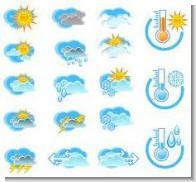 Причины изменения погоды