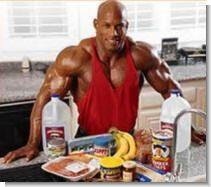 Питание пр наращивании мышечной массы