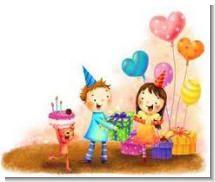 Как отметить День рождения ребёнка