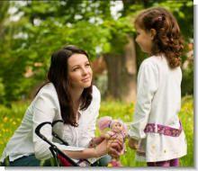 Как стать другом своему ребёнку?