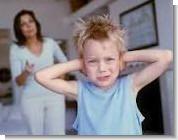 Нельзя кричать на ребенка!