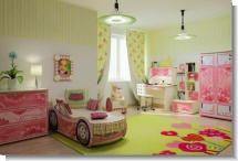 Как выбрать мебель для маленькой леди