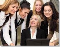 Как наладить отношения в женском коллективе.