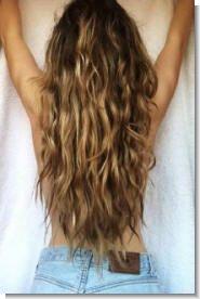 Семь способов заставить ваши волосы расти быстрее