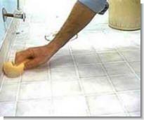 Ухол за керамической плиткой